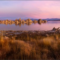 Tufa Sunrise -  Mono Lake CA. 2010