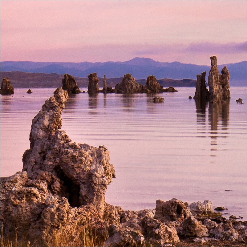 Tufa Sunrise - Detail4