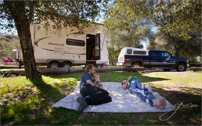Gavin Seim Family Road Trips Super Camping: How A Photographer & His Family Spend Months Road Tripping