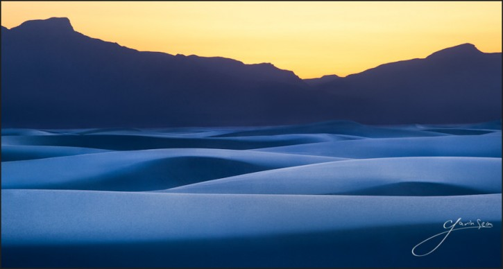 Blue Seim Dunes White Sands Gavin Seim 725x388 Photo Couch Podcast #29   White Sand Lights