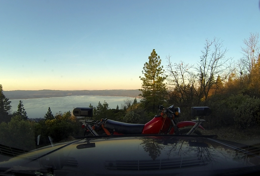 Clear Lake CA Gavin Seim Dirt Bike2 A 3 Month Photographers Road Trip   Day 91, The End