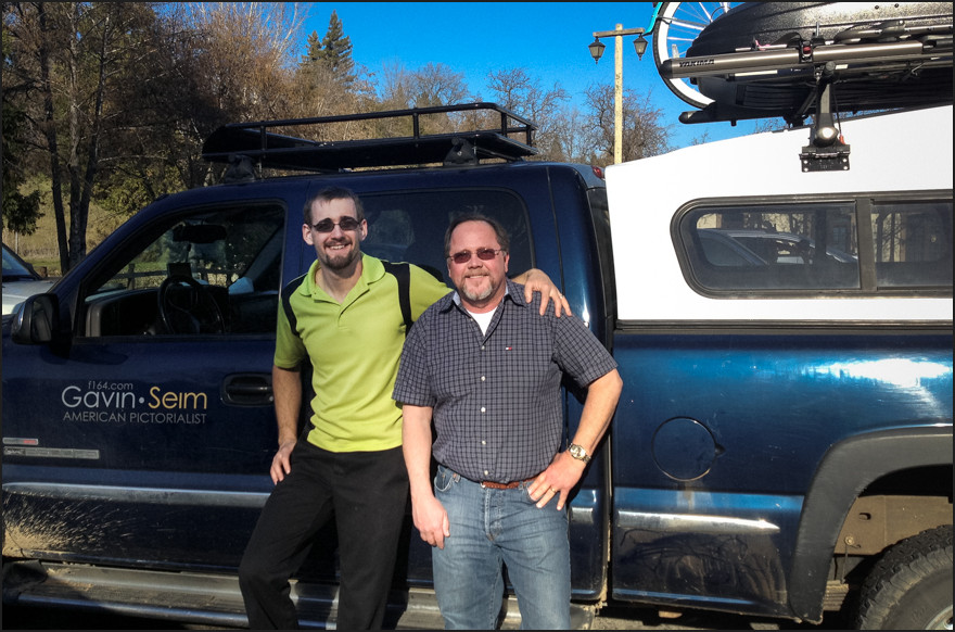 Gavin and Craig K. from Placerville CA.