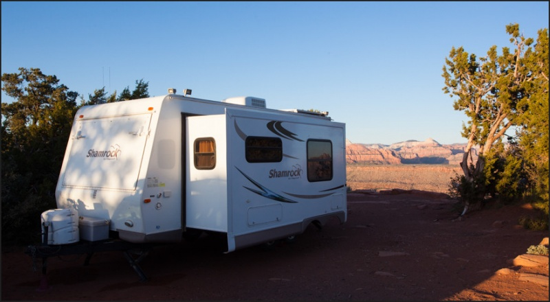 Gavin Seim Zion Photographer Camping 800x440 A 3 Month Photographers Road Trip   Day 91, The End