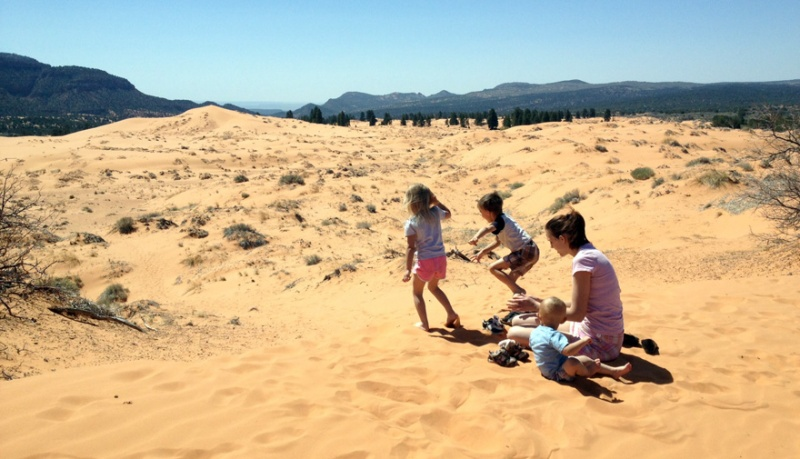 The Seims Coral Pink Sand Dunes 800x459 A 3 Month Photographers Road Trip   Day 91, The End