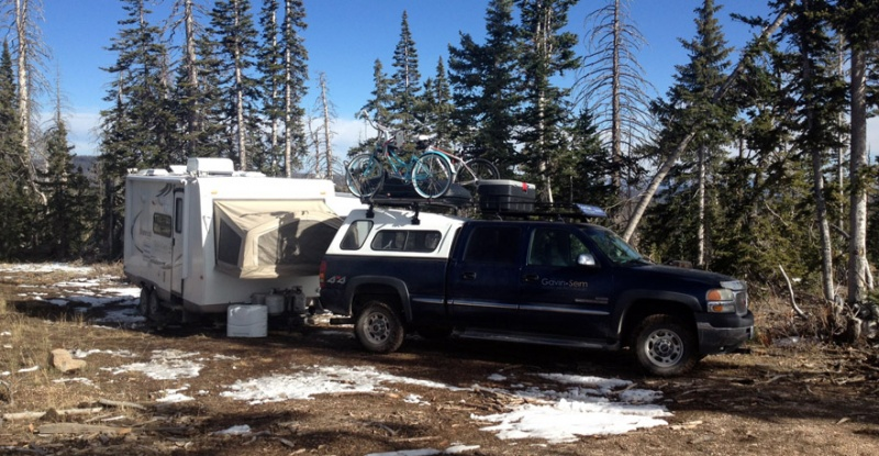 Cedar Breaks Camping