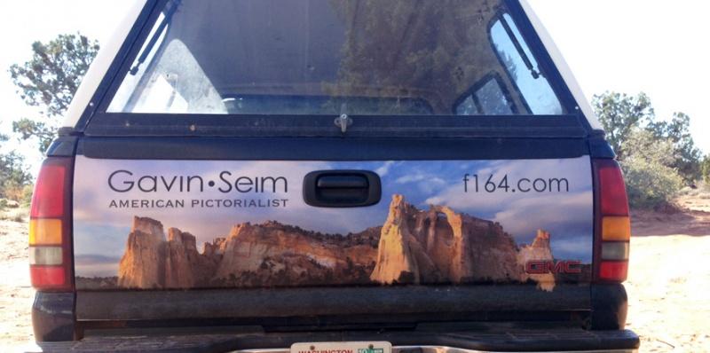 Gavin Seim truck