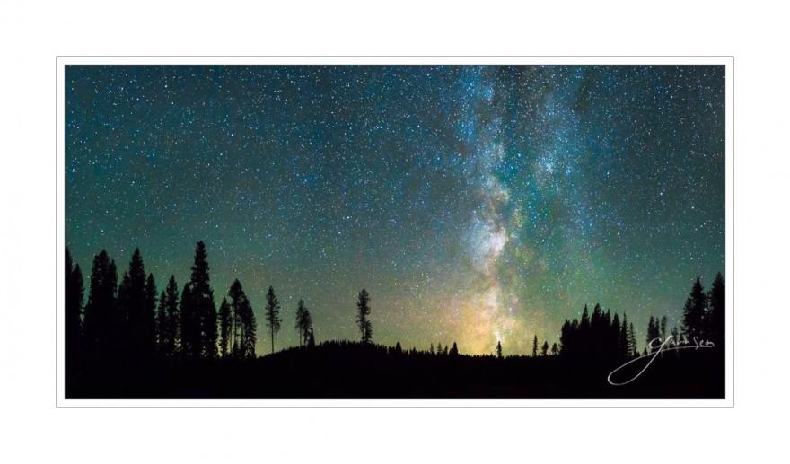 washington starscapes